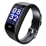 New Bakeey CK28 Dynamic UI Interface Smart Watch 24 Hours Training Monitor Health Tracker Sport Wristband