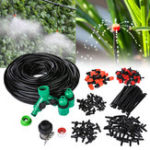 New DIY 40M Micro Drip Irrigation System Agriculture Sprinkler Garden Plant Flower Automatic Watering Tool
