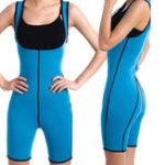 New Womens Shapewear Full Body Sweat Shaper Fitness Gym Sport Slimming Keep Fit Sauna Suit Vest