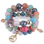 New Multi-Layer Beaded Bracelet