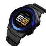 New SKMEI 1438 Dynamic Heart Rate Blood Pressure Smart Watch