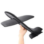 New 19/33Inches Big Size Hand Launch Throwing Aircraft Airplane Glider DIY Inertial Foam EPP Plane Toy