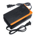 New 48V 12AH Lead Acid Battery Charger For Electric Bicycle Bike Scooters