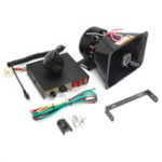 New 100W 12V 135db Car Truck Alarm Police Fire Loud Speaker System PA Siren Horn Kit