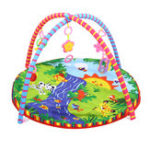 New Baby Multi-funtion Music Crawling Mat Game Blanket Early Education Toys