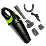New 120W 4000kpa Portable Vacuum Cleaner Cordless Wet And Dry Dual Use Handheld USB Rechargeable Dust Catcher Collector