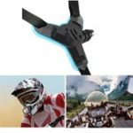 New Helmet Chin Camera Mount Expansion Bracket Accessories For Go Pro 7/6/5 SJcam Xiao Yi Action Camera