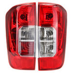 New Car Rear Tail Light Red with No Bulb Left/Right for Nissan Navara NP300 2015-2019 Frontier 2018-2019