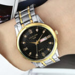 New FEDYLON Men Fashion Week Day Display Quartz Watch