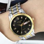 New FEDYLON Men Fashion Week Day Display Quartz Watch