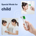 New KCASA Baby Infrared Digital Thermometer LCD Body Measurement Fever Body IR Forehead Ear Non-Contact Adult Children Thermometer