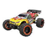 New Remo Hobby 8065 1/8 2.4G 4WD 40km/h Brushless Rc Car Electric Off-Road Truggy EVO-R RTR Model