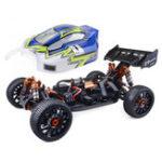 New ZD Racing 9020-V3 1/8 4WD Brushless Buggy 120A ESC 4268 Brushless Motor RC Car