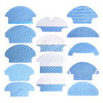 New Mop Cloths Mopping Cloth Pads for Ecovacs DJ35 DD35 Series Vacuum Cleaner Spare Parts