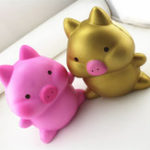 New Giant Piggy Squishy 26cm Swine Kawaii Pink Pig Scented Slow Rising Rebound Jumbo Cute Toys