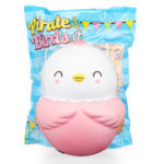 New Yummiibear Squishy Sakura Pirate Bird Slow Rising Toy Gift Collection Traditional Toys Wholesale