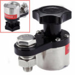 New Force 30Kg 200A Magnetic Welding Ground Clamp Holder Adjustable Tool Accessories Magnetic Welding Locator Ground
