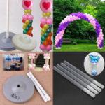 New Balloon Column Base Stand Display Kit Wedding Birthday Party Decoration Toys Supplies