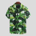 New Mens Summer Hawaiian Holiday Floral Printed Fashion Shirts