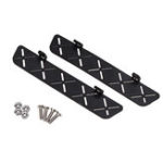 New 1Pair WPL RC Car Pedal Black Color For 1/16 C14 C24 Crawler Truck