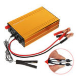 New 88000W 36A DC 12V Ultrasonic Inverter High Power Electro Voltage Booster