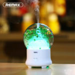 New REMAX Ultrasonic Aroma Essential Diffuser Air Humidifier