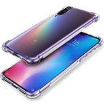 New BAKEEY Transparent Shockproof Soft TPU Protective Case For Xiaomi Mi9 Mi 9 SE