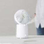 New Guaigu Multifunctional Aromatherapy Air Circulation Fan USB Humidifier Aromatherapy Fan