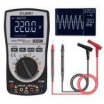 New Oscilloscope Multimeter 2.0 Update,LIUMY Professional LED Oscilloscope Multimeter with 200ksps A/D Automatic Waveform Capture Function,DC/AC Voltage/C