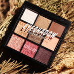 New 4 Colors Smoky Eye Shadow Palette