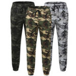New Men's Camouflage Pants Jogging Sports Fighting Fitness Hunting Outdoor Trousers