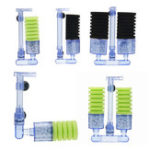 New Aquarium Bio Filter Air Pump Driven Sponge Filter Oxygen Pump Fish Tank Filter