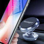 New Essager Strong Magnetic 360° Rotation Sticky Car Holder Dashboard Mount for Xiaomi Huawei Mobile Phone