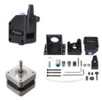 New Nema 17 Stepper Motor + BMG Extruder Clone Dual Drive Upgrade Bowden Extruder Kit For 1.75mm filament 3D Printer Ender-3/CR-10