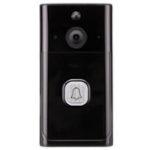 New Wireless WiFi Video Doorbell Rainproof Smartphone Remote Video Camera Security Two Way Talk 166°