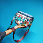 New Women Fashion Multi-carry Bag Hip-Hop Crossbody Bag