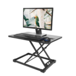 New Alighttone MD03 Modern Simple Adjustable Height Desk Sit Stand Dual-use Desk Foldable Office Desk Riser Notebook Laptop Stand Notebook Monitor Holder