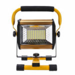New 1200LM 100W 100 LED Work Light Spotlight Flood Lamp Outdoor Camping Emergency Lantern