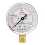New 0-16MPa Water Pressure Gauge Meter For Water Heaters and Purifiers