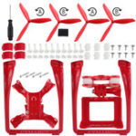New Landing Gear Skid Gimbal Camera Mount Propeller Blade Body Cover Shell for MJX B2SE B2W RC Drone
