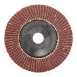 New 100mm Abrasive Sanding Disc ID 16mm 60 Grit Flap Sanding Disc Grinding Wheel