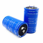 New Super Fala Capacitor 2.7v500f Can Be Used As Vehicle Rectifier Low Temperature Starting Capacitor Blue 2.7V 500F