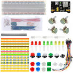 New Universal Parts Starter Kits For Arduino Project Generic Parts Package B1