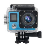 New HAMTOD H6A 4K 30fps WIFI Waterproof Sport Camera with Remote Control Set