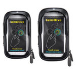 New 5.8/6.0inch Waterproof Motorcycle Motorbike Scooter Bicycle Mobile Phone Holder Bag Case