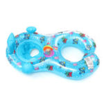New Outdoor Adult Children Baby Kids Inflatable Swimming Ring Water Float Pool Fun Toy Swim Learing Training