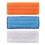 New 1 set 3pcs Washable Mopping Pads Vacuum Cleaner Sweeping Pad Cloth for iRobot Braava Jet 240 Cleaner Robot Parts Accessories