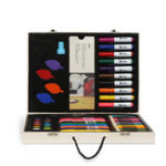 New XIAOMI Bestkids Kids Art Set Children Drawing Pencil Set Watercolor Pen Crayon Painting Drawing Tool Art supplies stationery 69 Pcs