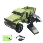 New SuLong Toys SL3342 Ural 1/10 2.4G 6WD Rc Car Military Truck Vehicle RTR Model