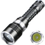 New Sofirn MS1 XM-L2 1000 lumens Scuba Diving Flashlight Underwater Fill Light Waterproof 18650 Flashlight